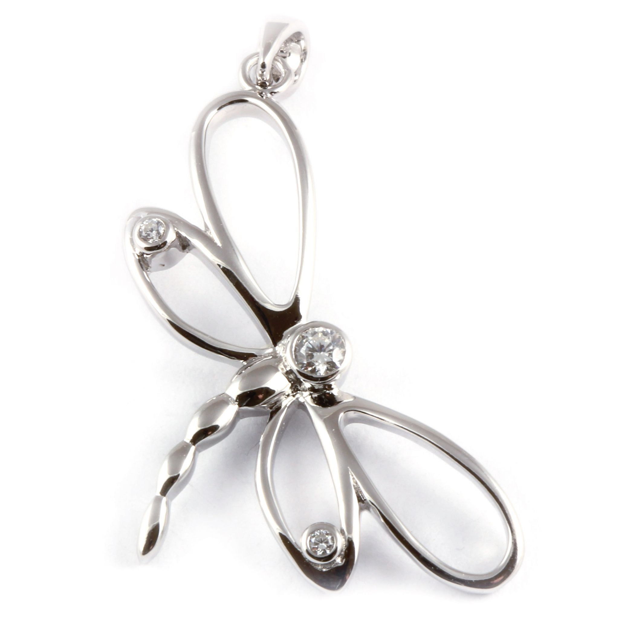 platinum dragonfly enlarged necklace co pendant necklaces products chain diamond jewelry tiffany and