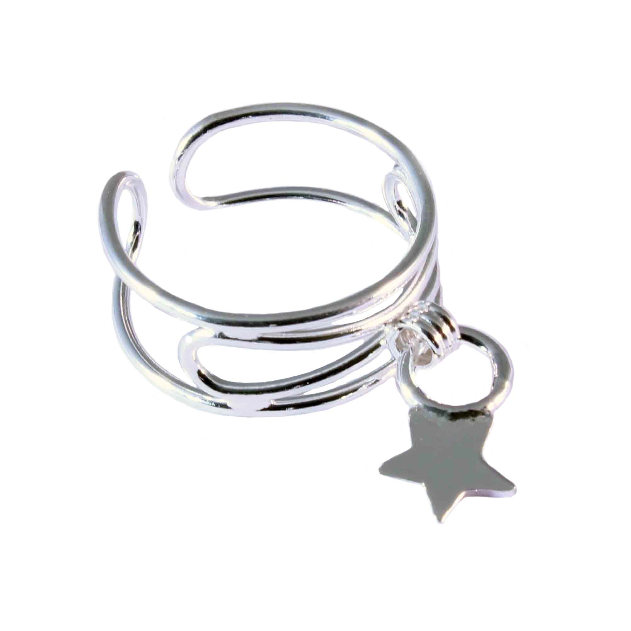 star sale stacking ring silver rings en pandora estore