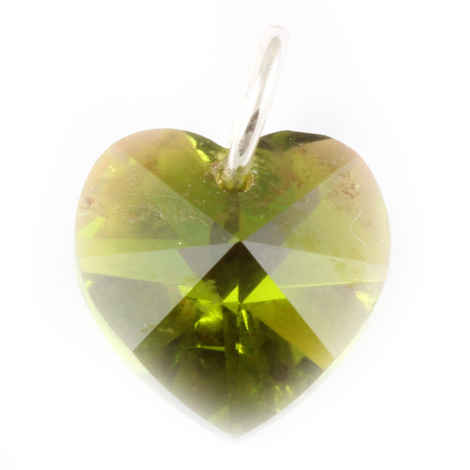 ring gemstone olivine green sequin gem pear cut products